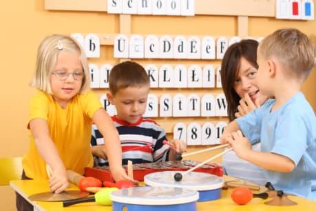 What Do Preschools Teach?