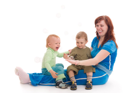 Easing Into the Child Care Experience